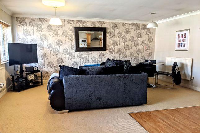 Thumbnail Flat to rent in Nightingale Gardens, Church Village, Pontypridd