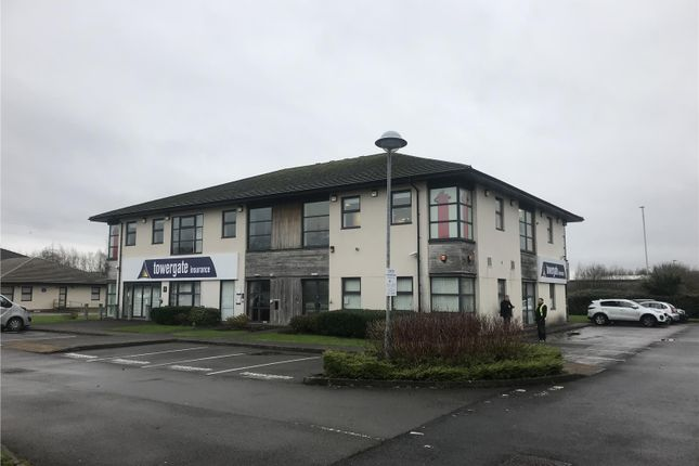 Thumbnail Office to let in First Floor Axis 4, Axis Court, Mallard Way, Swansea Vale, Swansea, Wales