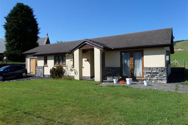 Thumbnail Bungalow to rent in Dol Pistyll, Talybont