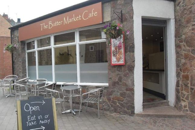 Thumbnail Restaurant/cafe to let in 38A Market Place, Loughborough