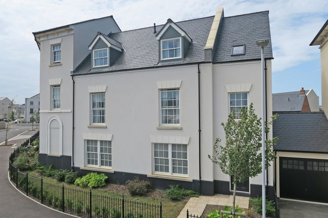 Thumbnail Flat for sale in Lynx Lane, Sherford, Plymouth, Devon