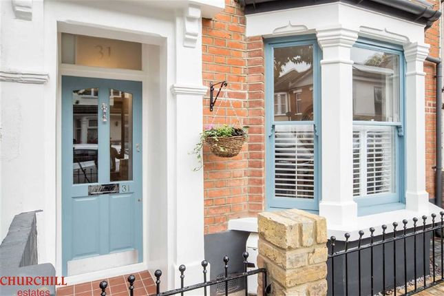 3 bed terraced house for sale in Parkstone Road, London