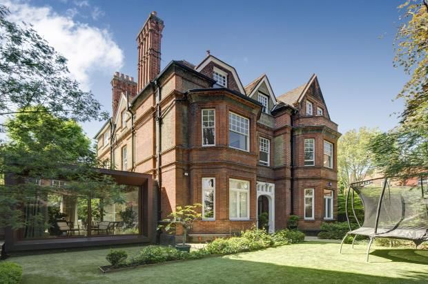 Thumbnail Flat for sale in Akenside Road, Hampstead, London