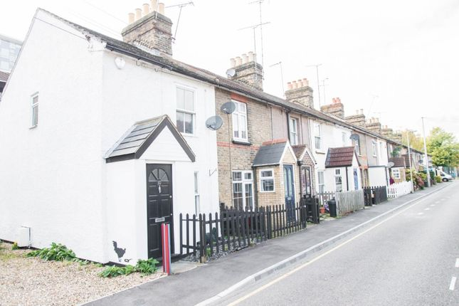 Thumbnail End terrace house for sale in Alfred Road, Brentwood