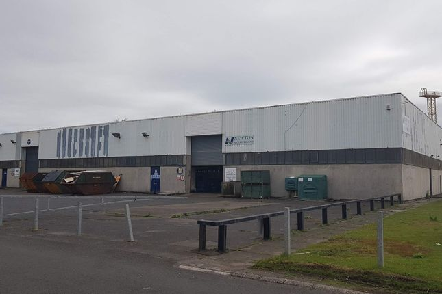 Thumbnail Light industrial to let in Meadowhead Industrial Estate, Dunlop Drive, Irvine