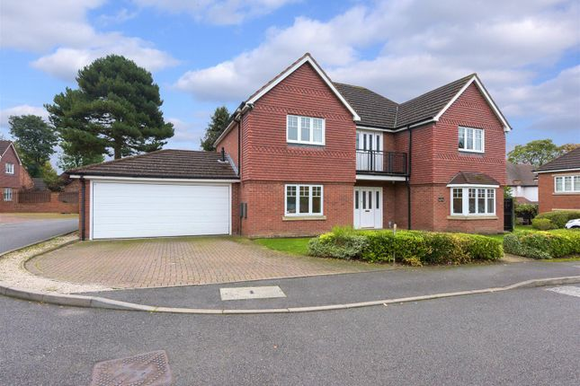Thumbnail Detached house for sale in Powells Close, Sutton Coldfield