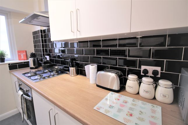 Thumbnail Shared accommodation to rent in Burntwood Drive, South Kirkby