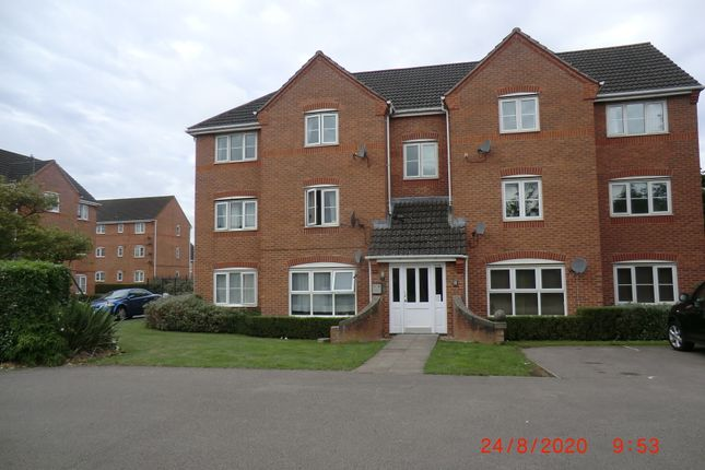 Thumbnail Flat for sale in Firedrake Croft, Coventry
