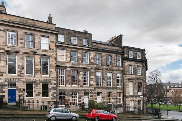 Thumbnail Flat for sale in Glenfinlas Street, Edinburgh