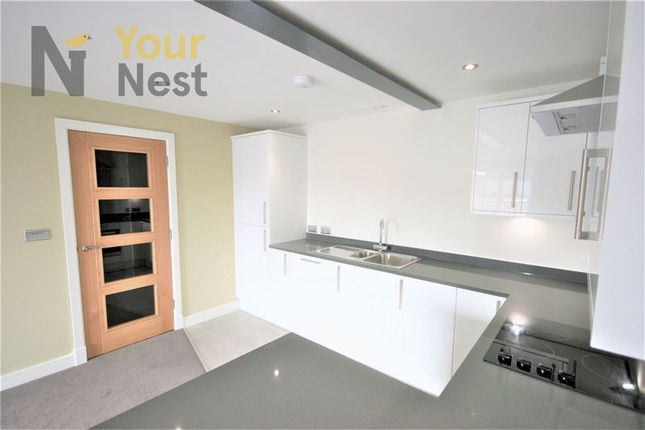 Thumbnail Flat to rent in Apartment 10, Belmont Waterside
