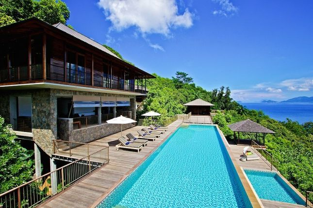 3 bed villa for sale in Petite Anse, Mahe, Seychelles