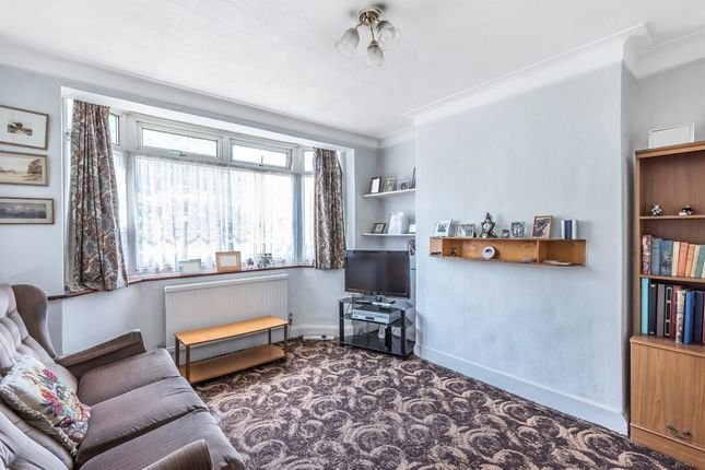 Thumbnail End terrace house for sale in Oakleigh Road South, London