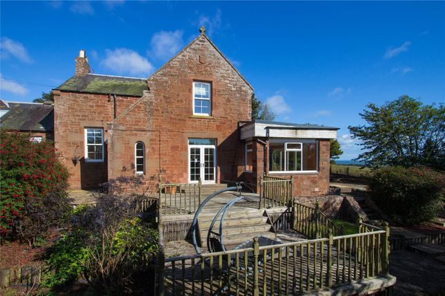 Thumbnail Property for sale in The Old School House, Lunan, By Arbroath, Angus