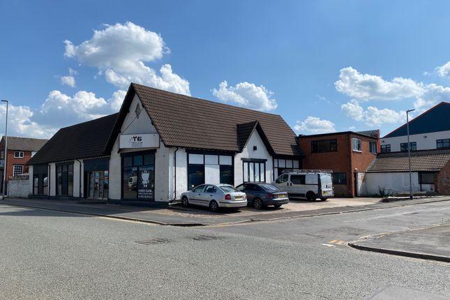 Thumbnail Retail premises for sale in Nile Street, Burslem, Stoke-On-Trent