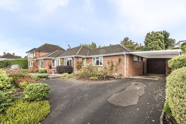 Thumbnail Detached bungalow for sale in North Hereford, Hereford