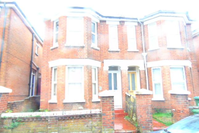 Thumbnail Terraced house to rent in Burlington Road, Southampton