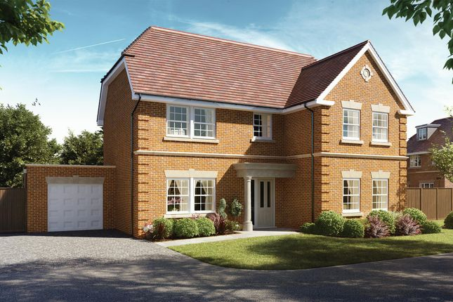 Thumbnail Detached house for sale in The Woodlands Collection At Kingswood, Kings Ride, Ascot, Berkshire SL5.
