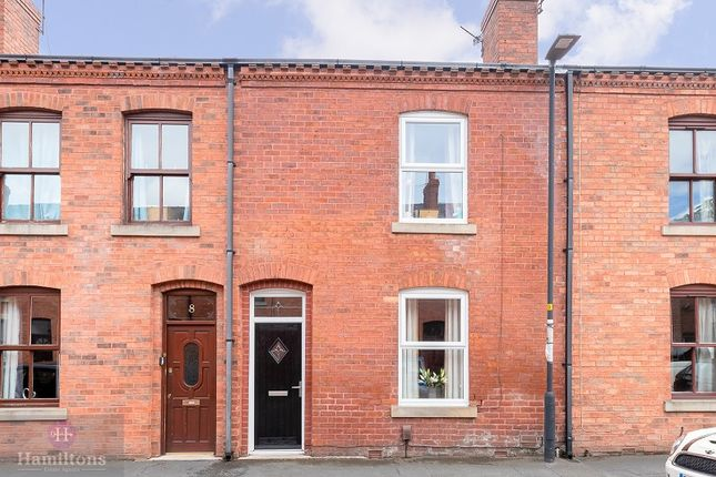 Terraced house for sale in Battersby Street, Leigh, Greater Manchester.