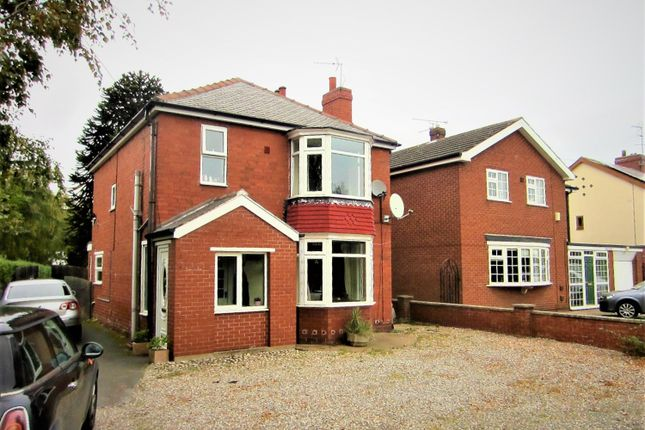 Thumbnail Detached house for sale in Mosham Road, Blaxton, Doncaster