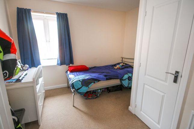 Bedroom Two of Peploe Way, Bridgwater TA6