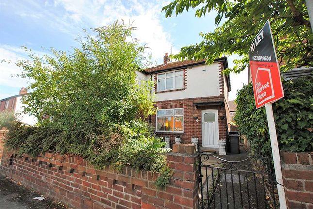 Thumbnail Property to rent in Argyle Road, Poulton-Le-Fylde