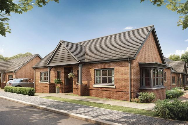 Thumbnail Bungalow for sale in Upper Staithe Road, Stalham, Norwich