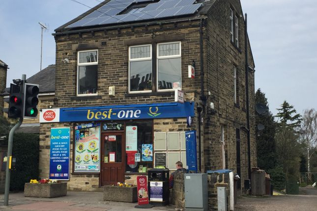 Thumbnail Retail premises for sale in 38, Carr Road, Calverley, Leeds