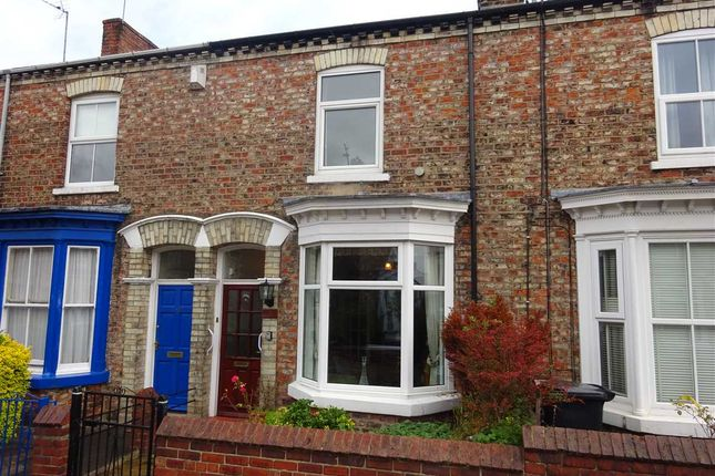 Thumbnail Terraced house for sale in Neville Street, Haxby Road, York