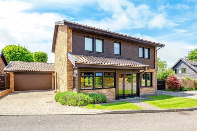 Thumbnail Detached house for sale in The Copperfields, Baldock Road, Royston