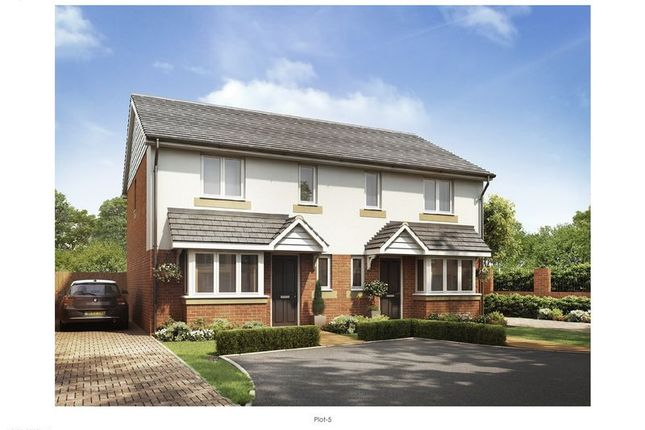 Thumbnail Semi-detached house for sale in The Rivington, Deepdale Gardens, Bolton
