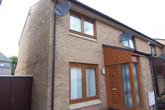 Thumbnail End terrace house to rent in South Park, Edinburgh
