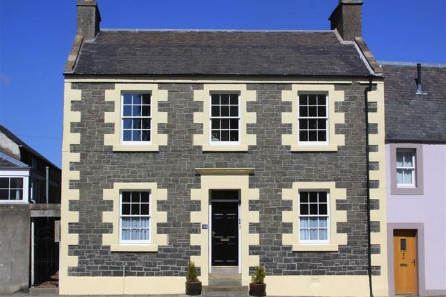 Thumbnail Semi-detached house for sale in High Street, Selkirk, Scottish Borders