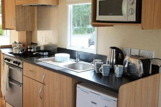 Kitchen of Lakeland Leisure Park, Moor Lane, Flookburgh LA11