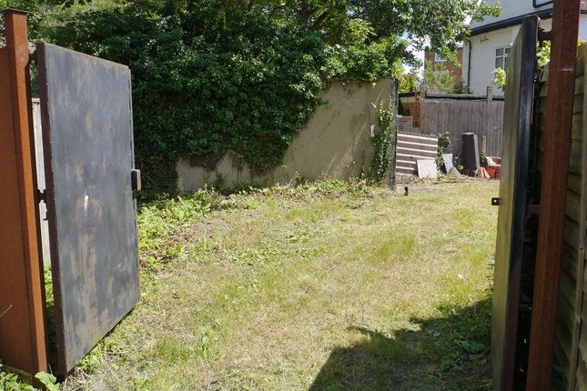 Thumbnail Land for sale in Outram Road, Addiscombe, Croydon