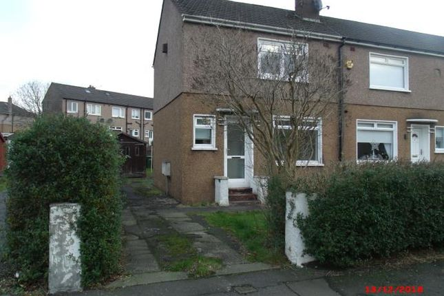 Thumbnail End terrace house to rent in Falloch Road, Bearsden, Glasgow
