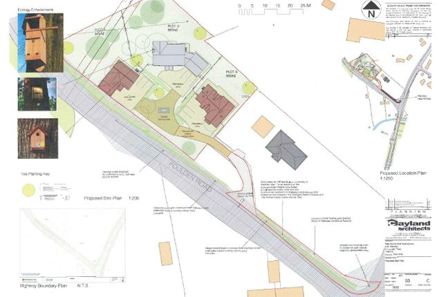 Thumbnail Land for sale in Foulden Road, Ickburgh, Thetford