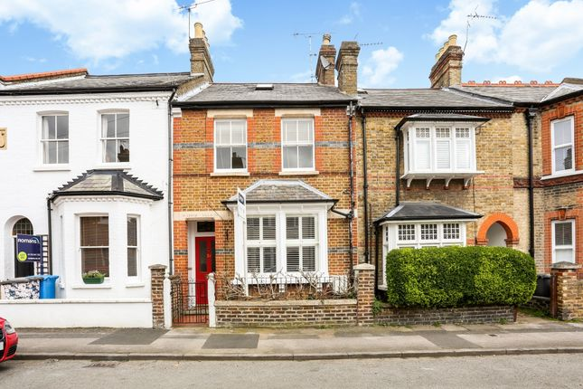 Thumbnail Terraced house to rent in Devereux Road, Windsor