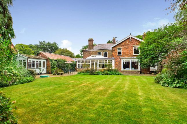 Thumbnail Detached house for sale in Foston-On-The-Wolds, Driffield
