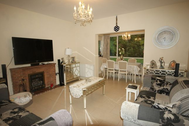 Thumbnail Detached bungalow to rent in Southbourne Close, Pinner