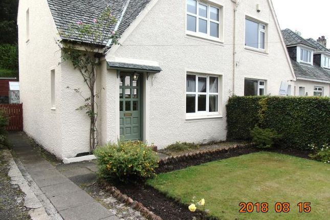 3 bedroom semi-detached house to rent in Finlaystone Road, Kilmacolm