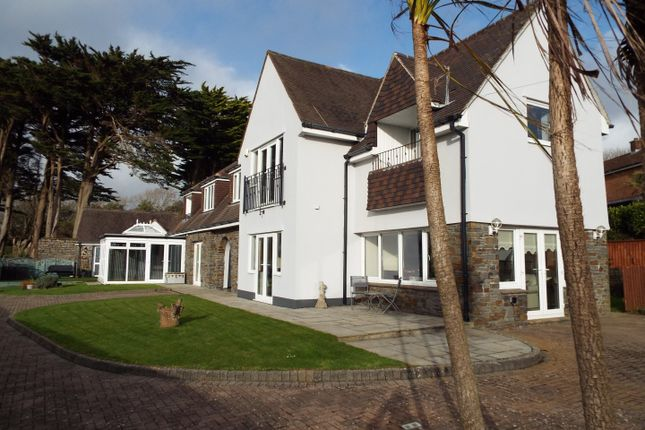 Thumbnail Detached house for sale in 37 Higher Lane, Langland, Swansea