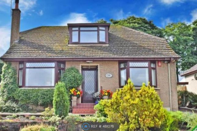 Thumbnail Bungalow to rent in Bamoral Drive, Glasgow