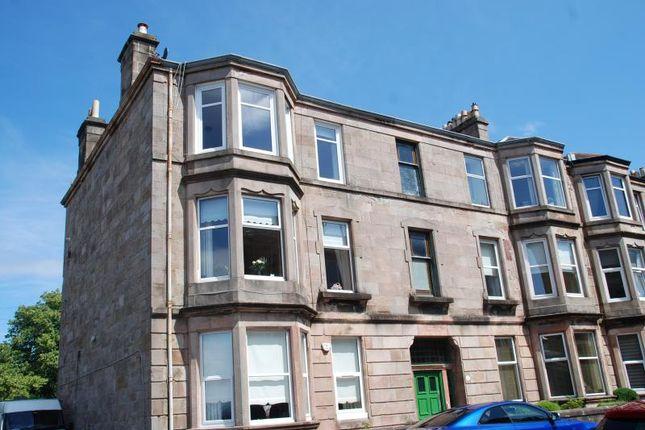 Thumbnail Flat to rent in Binnie Street, Gourock