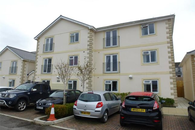 Thumbnail Flat to rent in Trelissick House, Green Parc Road, Hayle, Cornwall
