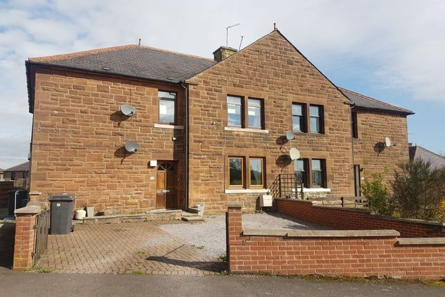Thumbnail Flat to rent in Rosevale Street, Dumfries