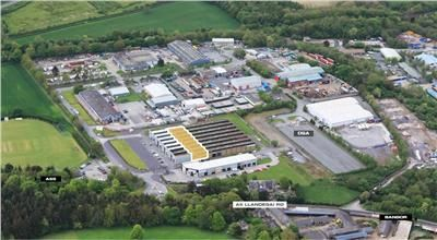 Thumbnail Light industrial for sale in Gateway Park, Llandegai Road, Bangor, Gwynedd