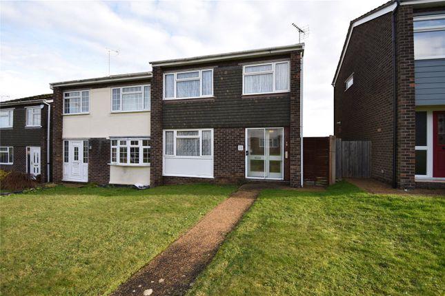 Semi-detached house for sale in Balton Way, Dovercourt, Harwich, Essex