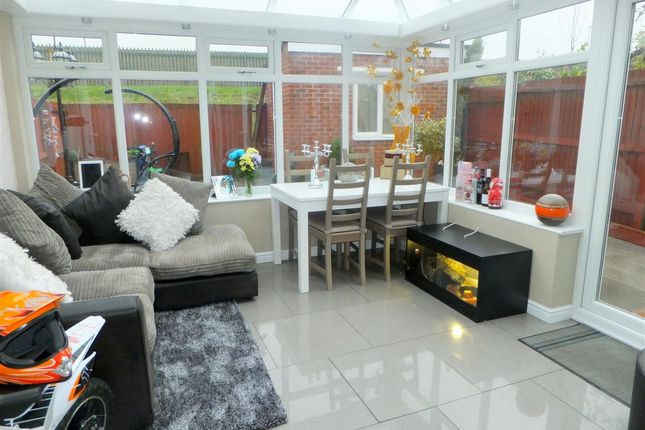Thumbnail Terraced house for sale in Speakman Way, Prescot