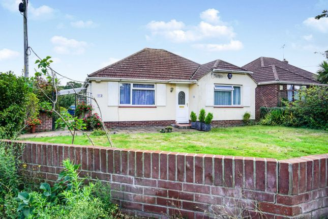 Thumbnail Detached bungalow for sale in Rownhams Road, North Baddesley, Southampton