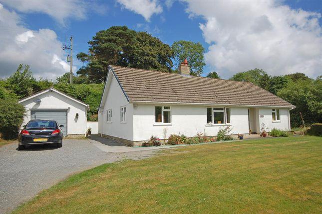 Thumbnail Detached bungalow for sale in Cwmystwyth, Aberystwyth